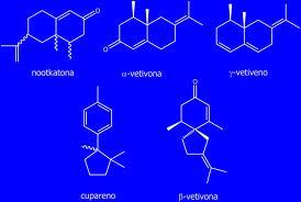 Sesquiterpenos o sesquiterpenoides